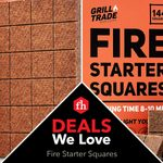 Deals We Love: Easy Fire Starters for the Grill