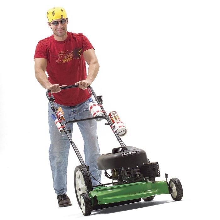 Accessorize Your Mower