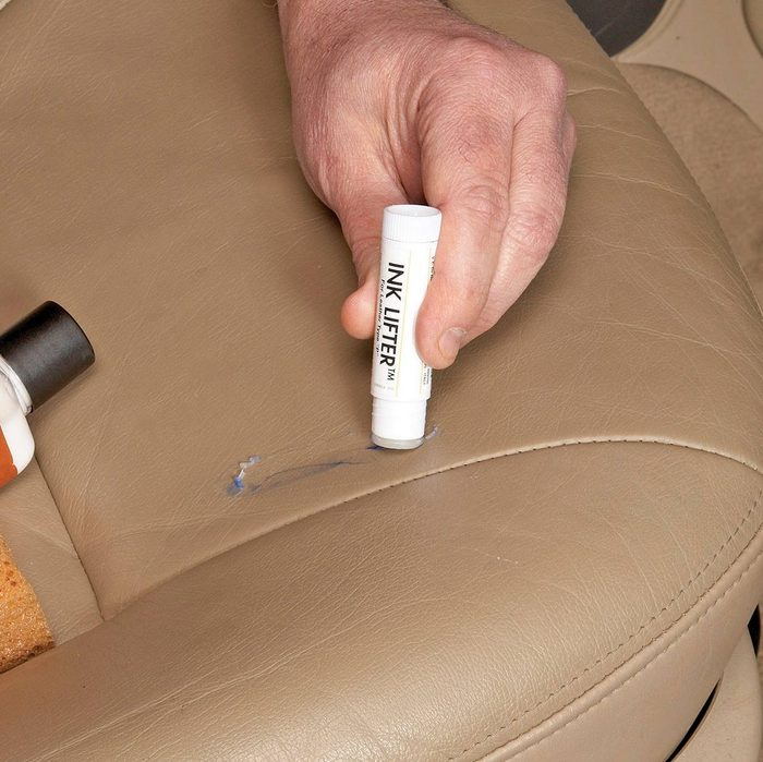 Best Way to Clean a Car: Clean the Leather