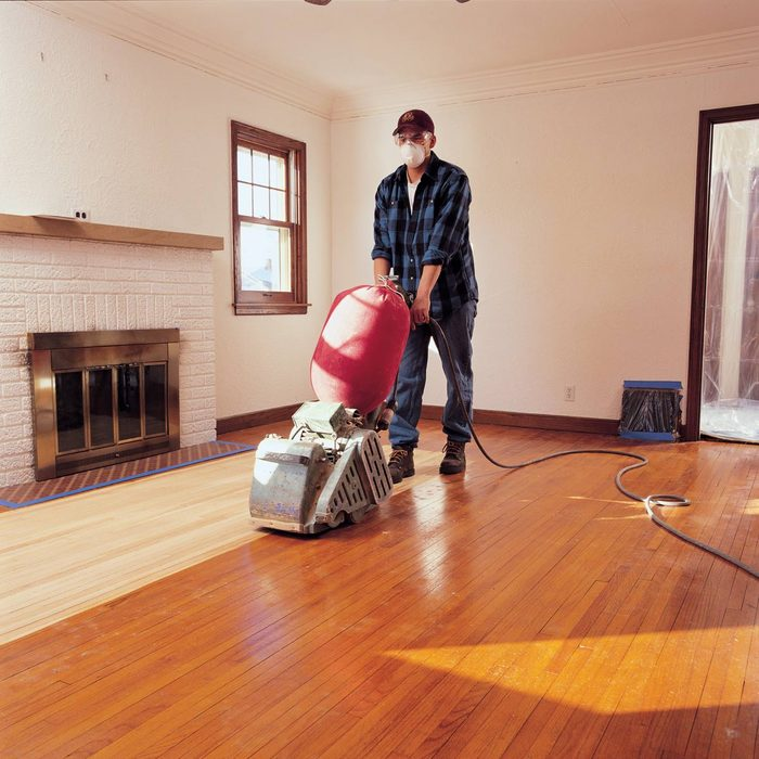 Floor Sanding Machine Rental Tips