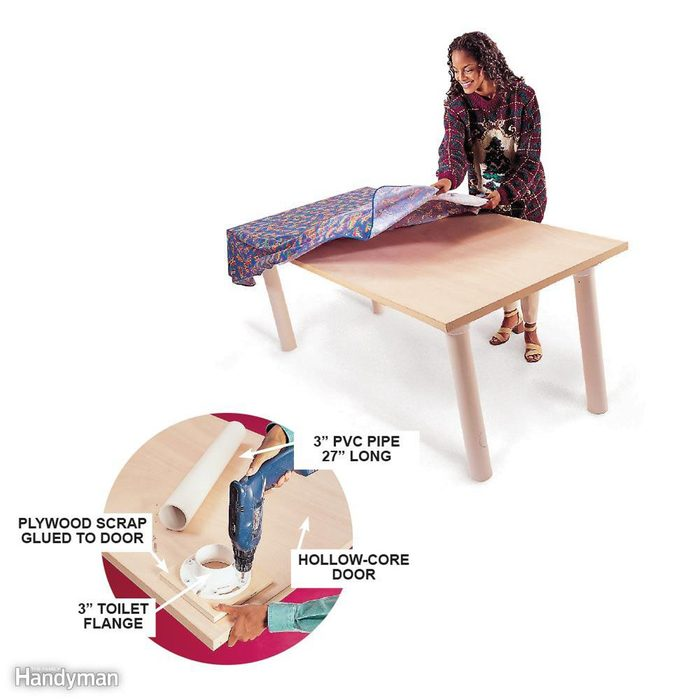 Fast, Inexpensive Table