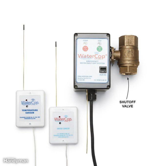 WaterCop: Automatic Water Shutoff