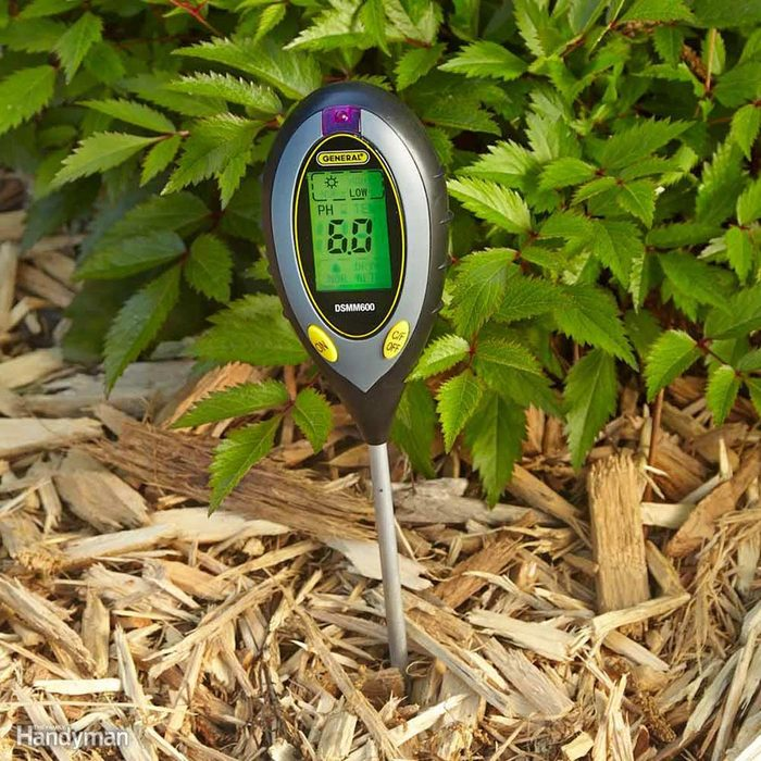 Soil Testing Made Easy: General 4-in-1 Soil Condition Meter