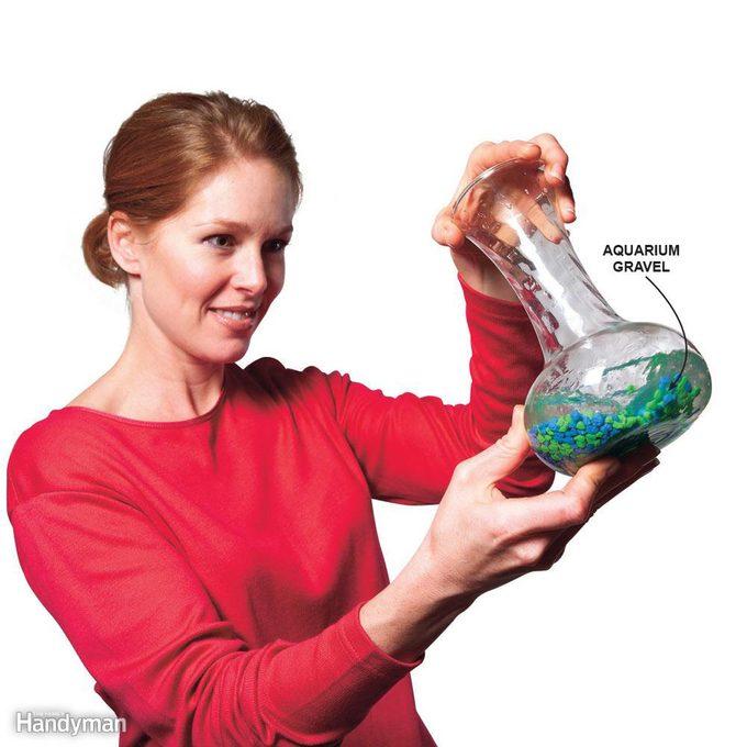 Easier Bottle Cleaning