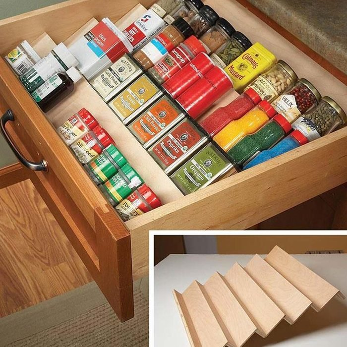 Pantry Storage Thyme Saver
