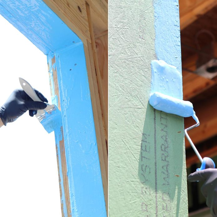 Slathering on the FAWB | Construction Pro Tips