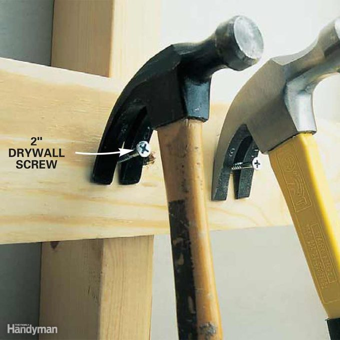 Quick-Draw Hammers