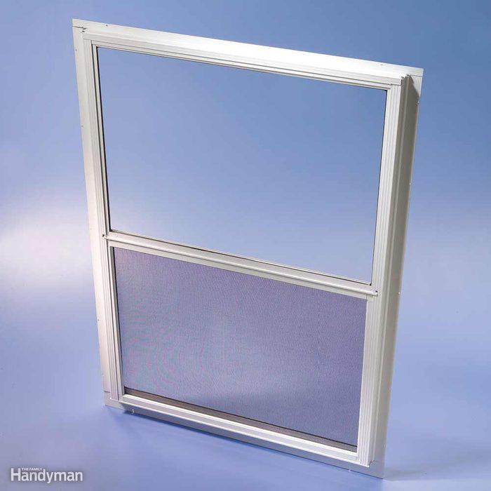 Cut Heat Loss With Storm Windows
