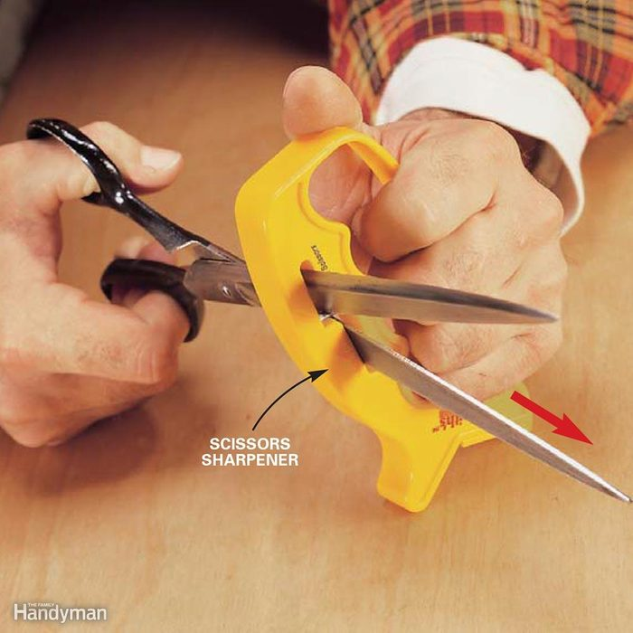 Sharpen Your Scissors
