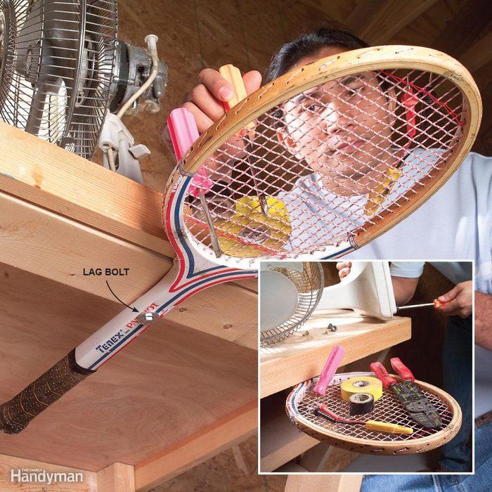 Racquet Caddy