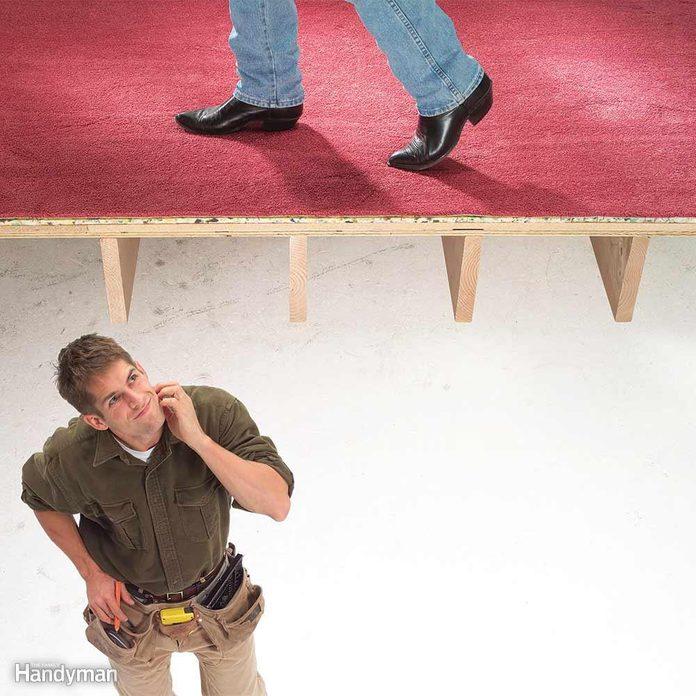 creaking floors