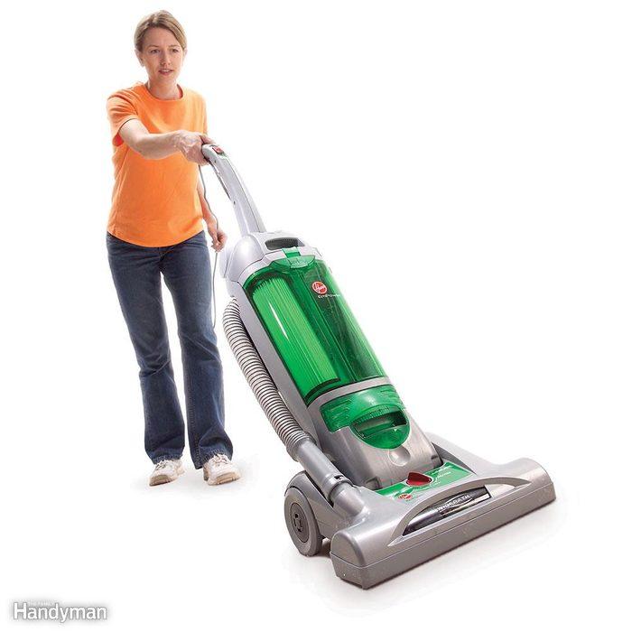 Use the Vacuum Correctly