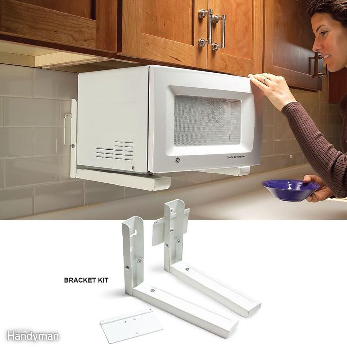 Off-the-Counter Microwave