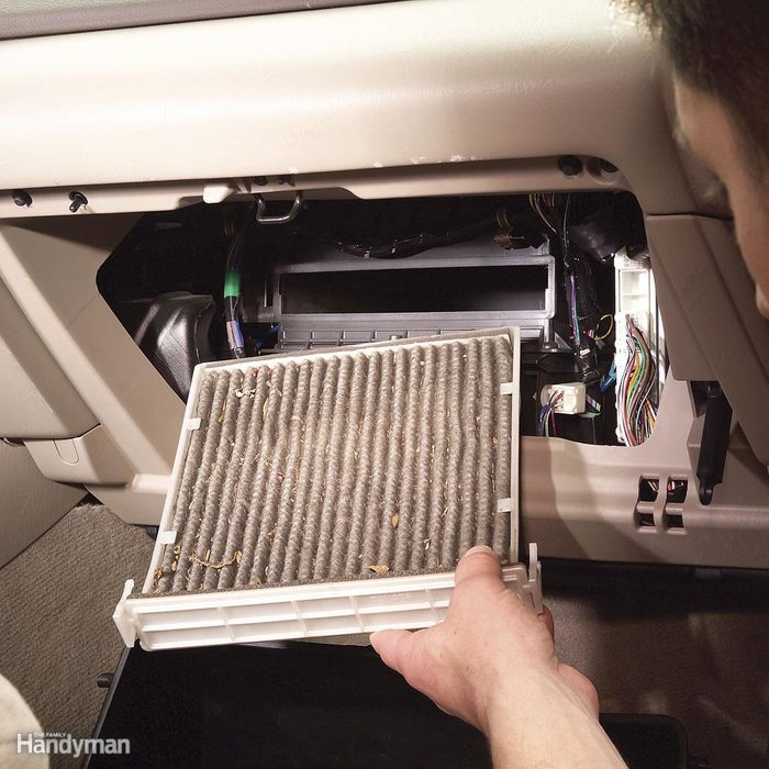 Replace the Cabin Air Filter