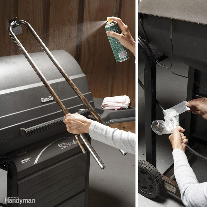 Winterize Your Gas Grill