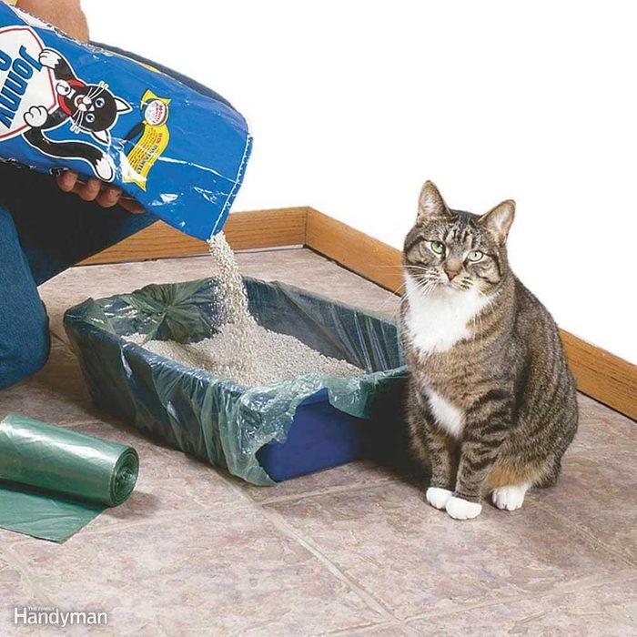 Quick Cleanup Cat Litter