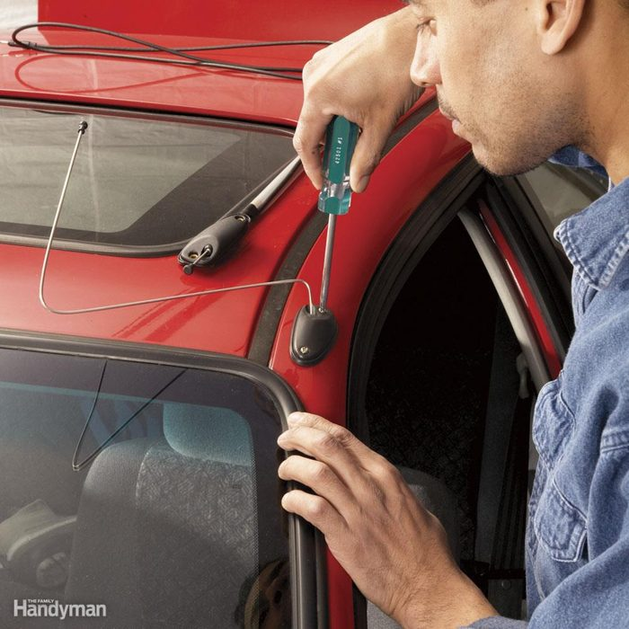 Replace That Broken Antenna