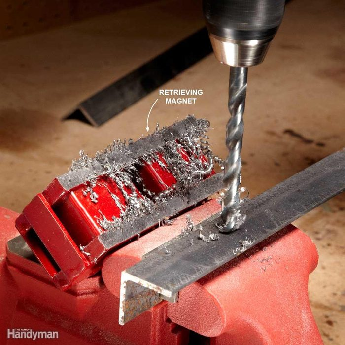 Metal Shavings Collector
