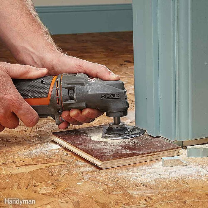 Faster Flooring Prep