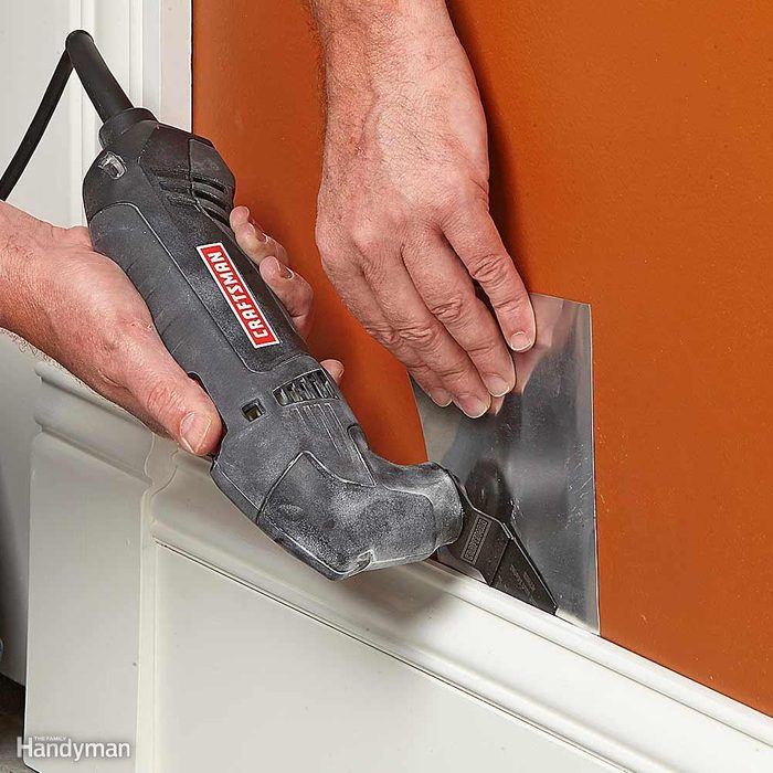 Remove Trim Without Damage