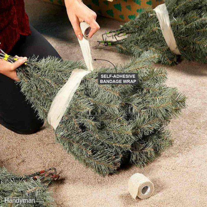 Soft Artificial Tree Binding