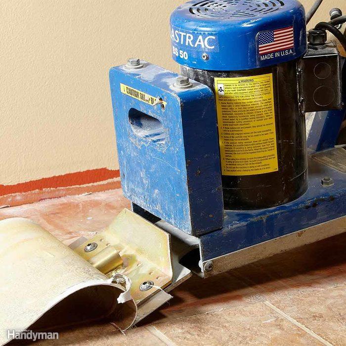 Rent a Walk-Behind Floor Scraper