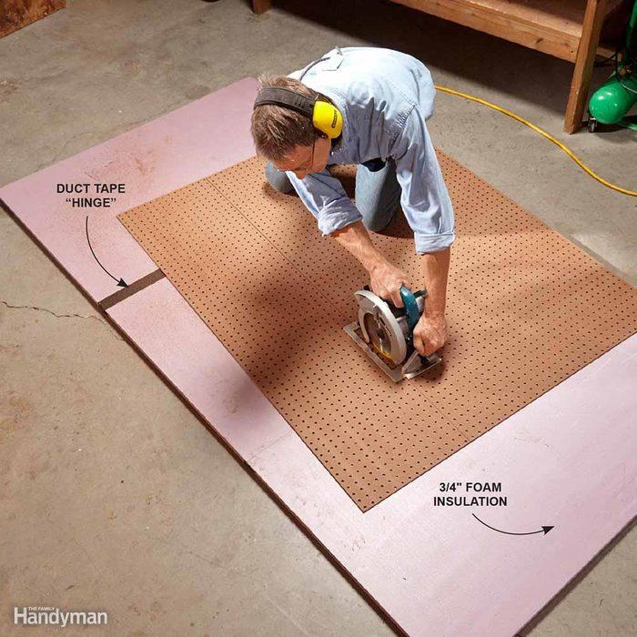 Plywood Cutting Pad