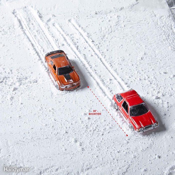 Consider Winter Tires