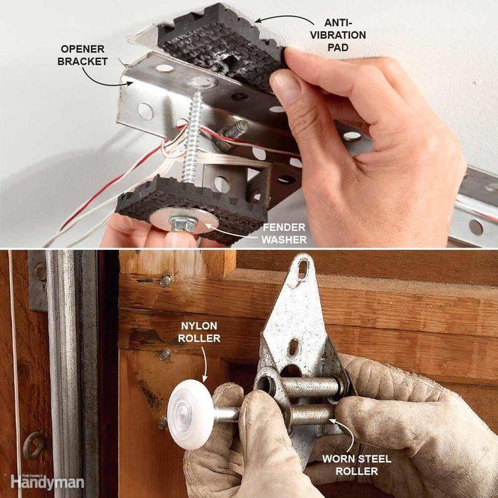 Garage Door Rumble