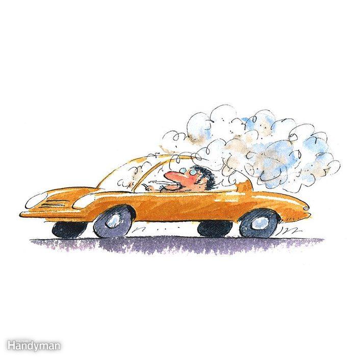 Clean Car Air Ducts