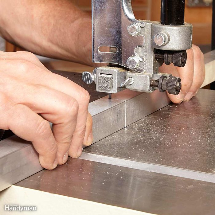 Cut Nonferrous Metals