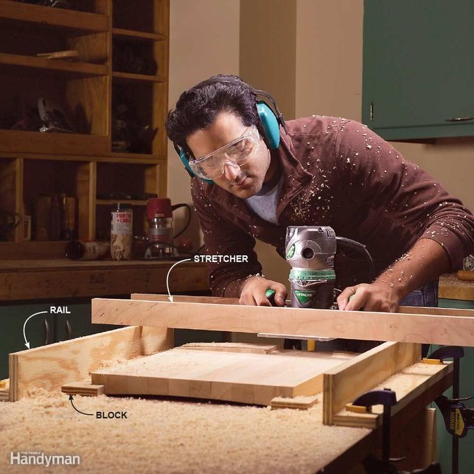Flatten a Board with a Router