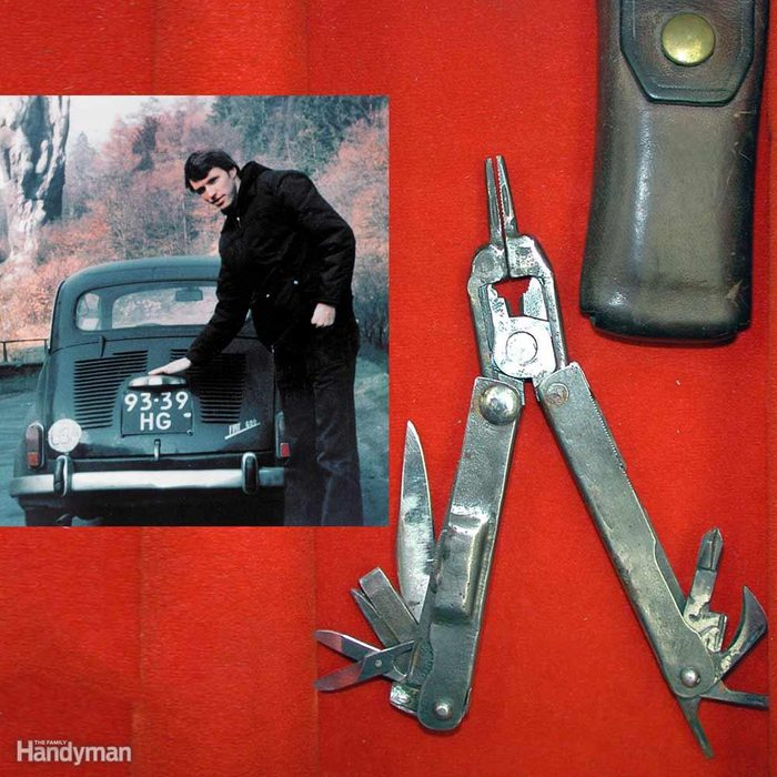 Leatherman Multitool: Inspired By a Clunker