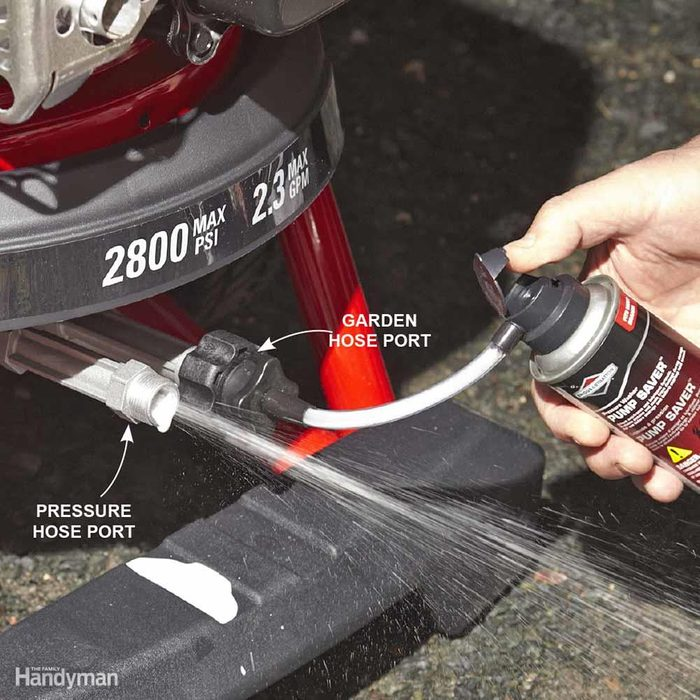 Make Your Pressure Washer Pump Last Longer With a Pump Protector Product