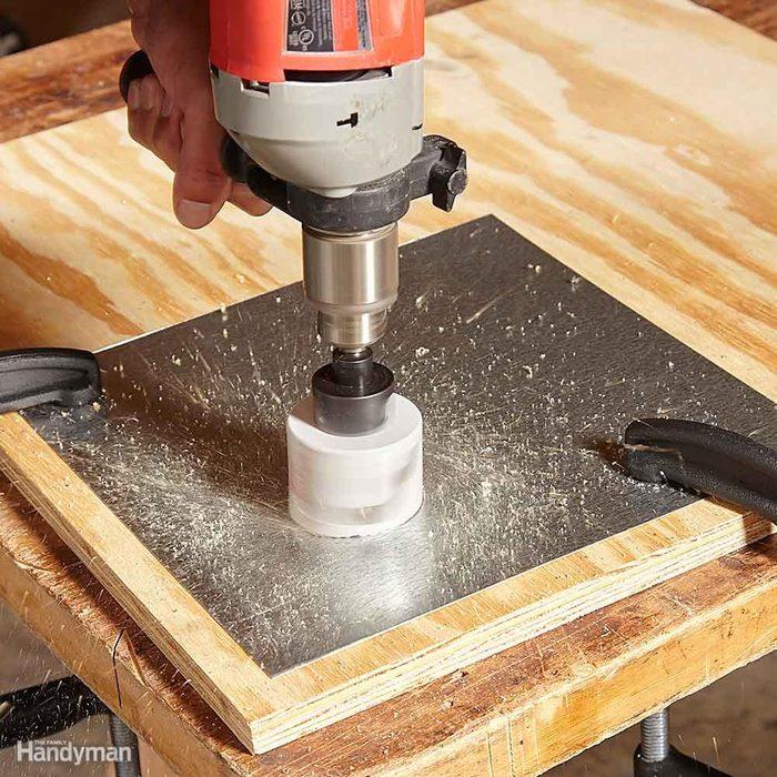 Hole Saws Cut Bigger Holes