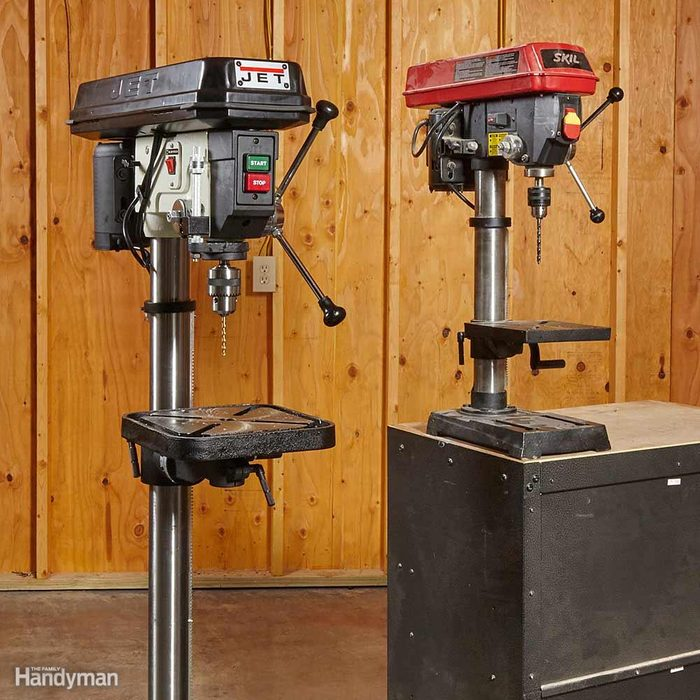 Step Up to a Drill Press