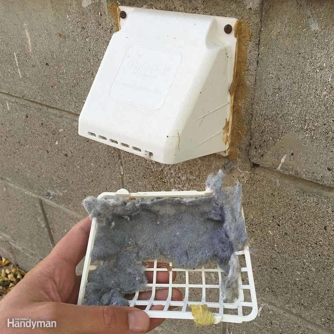 Clean Dryer Vents or Waste Energy and Risk a Fire