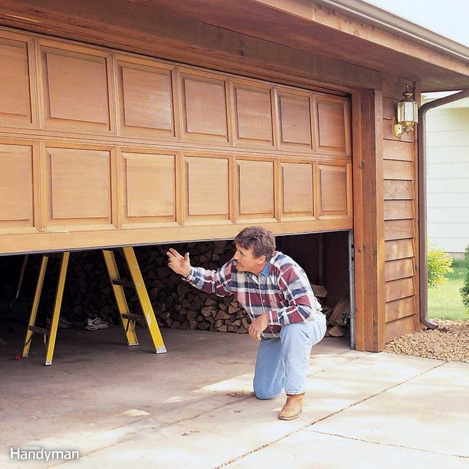 Check Garage Door Balance or Wreck Your Opener
