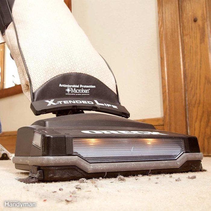 Vacuum Your Carpet Often