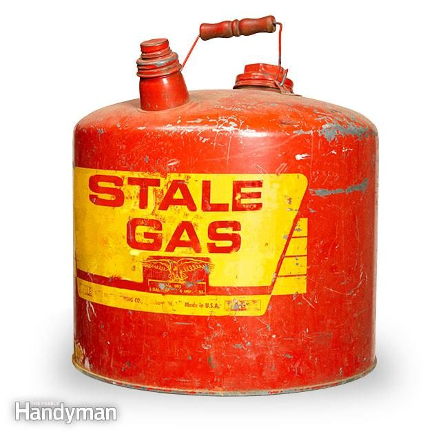 What's the Best Way to Dispose of Old Fuel?