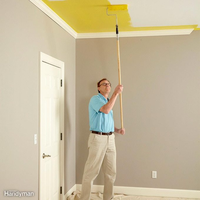 Do the Ceiling, Then the Walls