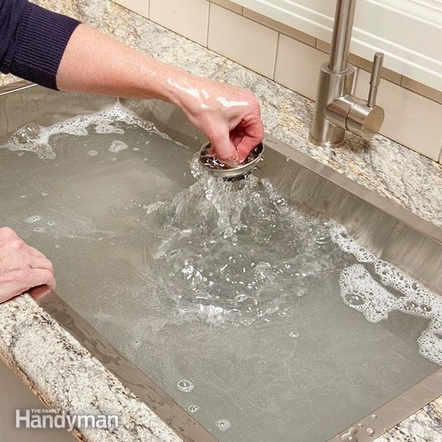 Flush Your Drains