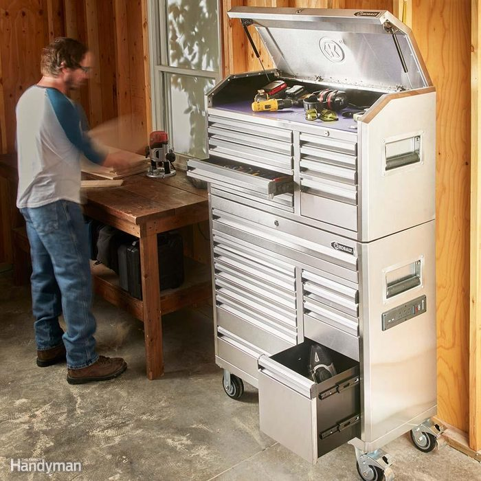 Tool Chests - Not Just for Mechanics