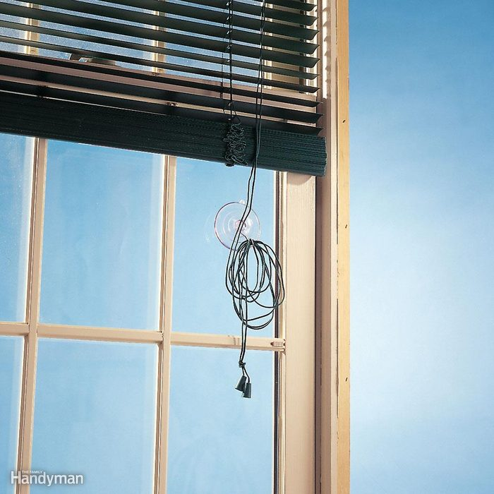 Mini Blind Cord Safety