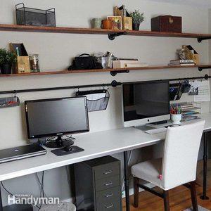 8 Home Office Desk Organization Ideas You Can DIY