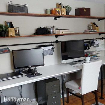 office desk organization system diy office desk