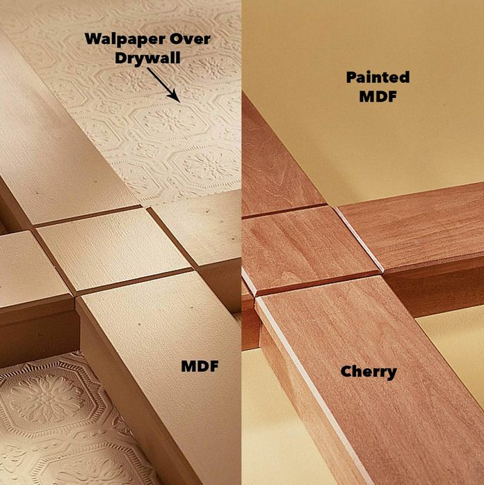 ceiling panels degin options