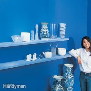 How to Build a DIY Floating Shelf