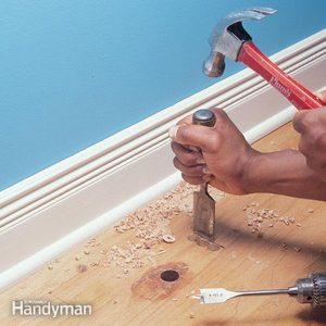 Hardwood Floor Repair: How to Patch a Hardwood Floor