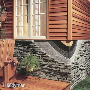 How to Install Stone Facing